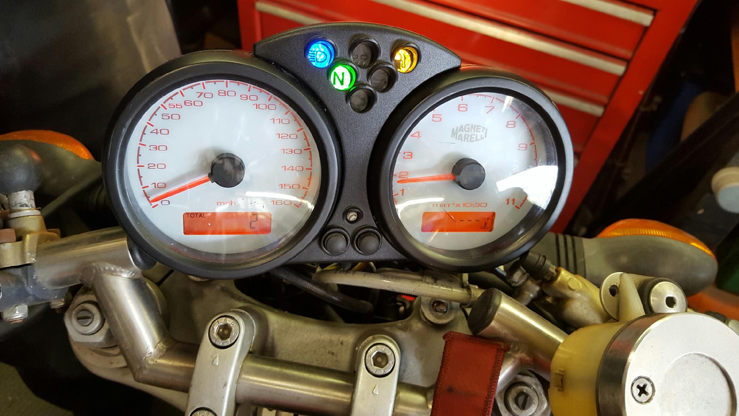 Ducati Immobilizer Reset